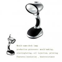 Quality Electronic Products----Plastic Case for Desk Lamp for sale