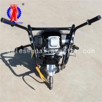 Buy cheap BXZ-2 Kohler Engine  Portable Backpack Core Drilling Rig Machine product