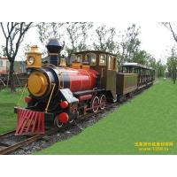 Buy cheap 72 Seats Round Trip Train Rides Ride On Trains For Adults 2300kg Weight from wholesalers