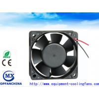 Electric 12 Volt DC Axial Fans Small Cooling Fan 6000 RPM in Computer
