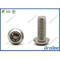 Buy cheap Stainless Steel Button Head Torx Tamper Proof Security Screws product