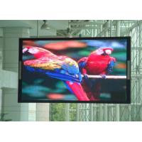 Buy cheap 10mm Energy saving HD Stage real Led Screens for concert with LED studio Software product