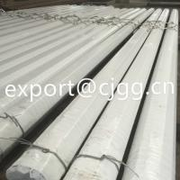 Buy cheap ASTM A179 Round Cold Drawn Seamless Pipe Non - Alloy With Pained Ends product