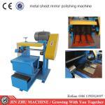 Buy cheap Multi Function Metal Polishing Machine , Mirror Polishing Machine For Stainless Steel Plate product