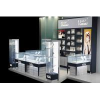 Customized high quality commercial jewelry trade show for Jewelry display trade show