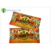 Buy cheap Heat Sealing Printed Laminated Pouches , Back Seal bag Aluminum Foil Cookies product