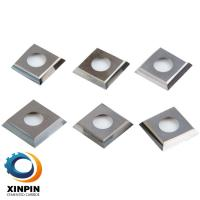 Buy cheap Cutting Square Tungsten Carbide Tool Inserts High Accuracy For Aluminum Cutting product