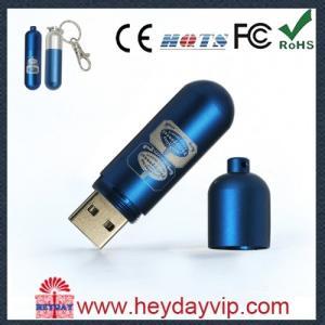 China OEM Promotional Metal USB Stick 2GB on sale