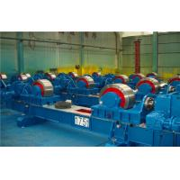 Buy cheap 2T - 250T Conventional Pipe Welding Machine with Rubber Rollers product