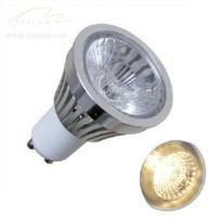 Buy cheap 20000PCS/Month 5W/7W/9W COB Spotlight The Same Size as Halogen Lamp Dimmable GU10 LED product