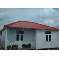 China Affordable Pre Built Modular House With 64m² ANT PH1732 on sale