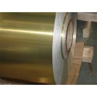 Buy cheap Coloured Hydrophilic Aluminum Foil AA 8011 3102 1100 Width 270 -1070mm product