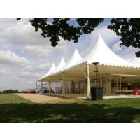 China Easy Set up canopy, gazebo tent 20x20 feet canopy tent, pagoda tent for sale white color on sale