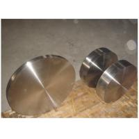 Buy cheap ASTM B564 Hastelloy C276 / UNS N10276 / 2.4819 Corrosion Resistant Nickel Alloy Forged Disc from Wholesalers