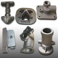 China Heavy Machinery Steel Casting Parts on sale