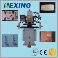 China HX-968-8T Automatic Hot Foil Bronzing and Creasing Machine on sale