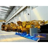 Buy cheap Mobile Crusher Equipment/Indian Mobile Crusher Plant product