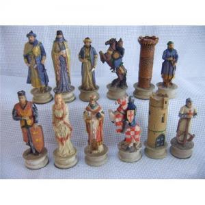 China Theme chess set on sale