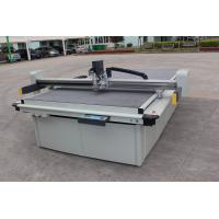 Buy cheap Automatic Control CNC Gasket Cutting Machine With Two Interchangeable Tools product