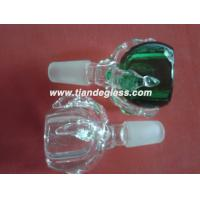 China Claw Slide Bowl Glass bongs bowl Accessories Glass water bongs bowl WAC110 on sale