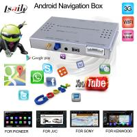 Buy cheap Android Navigation Box With KENWOOD upgrade Internet,facebook,WIFI,HD1080,Online movie,music product