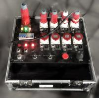 Buy cheap Nomputer Numerical Control Aluminium Flight Case Power Case Black / Red / Gold from Wholesalers