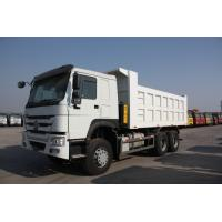 Buy cheap Multi Color Optional 30 Ton Tri Axle Dump Truck For Mining Model ZZ3257N3847A/N0WA product