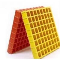 Buy cheap FRP Grating/Molded Grating/Grating/Pultruded Grating/Corrosion Resistance/Anti-UV product