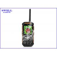 Buy cheap 2.4inch outdoor Mobile Phone Spec SmartPhone walkie talkie X6​ product