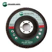 """Buy cheap Angle Grinder Metal 4-1/2"""" 40 Grit Flap Disc Wheel product"""