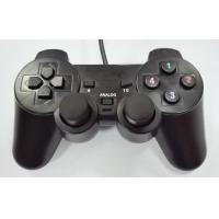 Quality Programmable Dual Shock Wired PS2 Playstation Controllers Digital / Analog Gamepad for sale