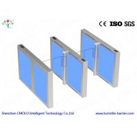 Electronic Swing Paddle Gate Turnstile for Passenger Access Control