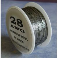 Buy cheap ASTM304 stainless steel annealed wire 0.45mm product