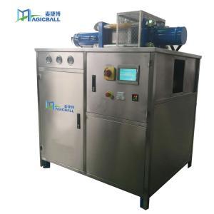 China Dry ice block machine/ice cube machine on sale