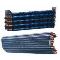 Buy cheap Aluminium Finned Copper Tube Evaporator Assembly Air Conditioner Parts product