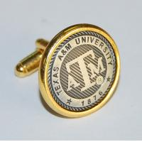Buy cheap Without Custom Epoxy Coating Metal Cufflinks ​OEM / ODM welcome product