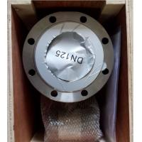 Buy cheap 304SS Turbine Industrial Flow Meter 4-20mA Flange Connection Big Diameter product