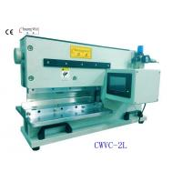 Buy cheap Guillotine Type PCB Separator Machine With Part Count Capacity product