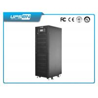 Buy cheap 3 Phase +N+PE 380/400/415Vac Online High Frequency UPS Power Supply For Bank​ product