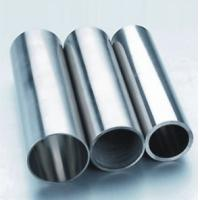 6061 / 6005 T6 Silver Anodized Aluminum Tube Round For Trailers / Electronics
