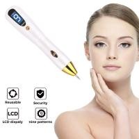 Buy cheap Vacuum Black Spot Remover Skin Machine Skin Tag Mole Electronic Removal Pen product
