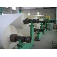 Buy cheap Heavy type unwind stand, duplex sheet cutter, double table hydraulic layboy product
