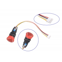 Buy cheap Emergency Stop Button 2.5mm Custom Wiring Harness product