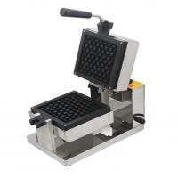 Quality Honeycomb Waffle Pancake Maker Commercial Smart Timing Easy To Clean for sale