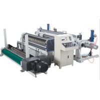 Buy cheap QH-PACK 1600C model automatic paper slitter rewinder machine product
