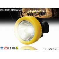 Buy cheap 3.7V Wireless LED Mining Lamp With 2.2Ah Rechargeable Li-Ion Battery product