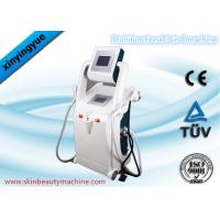 Multifunctional 3 in 1 SHR Laser Machine For Hair Removal / freckle removal