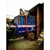 China Single/three phase dual electricity flexible auger grain conveyor on sale