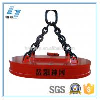 Buy cheap Rectangular Electro Magnet Powerful Electromagnet for Scraps product