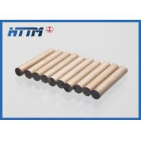 Buy cheap HF30 / K40UF Tungsten Carbide Rod Blanks with 92 - 92.3 HRA, CO 10% Fixed length Bar product